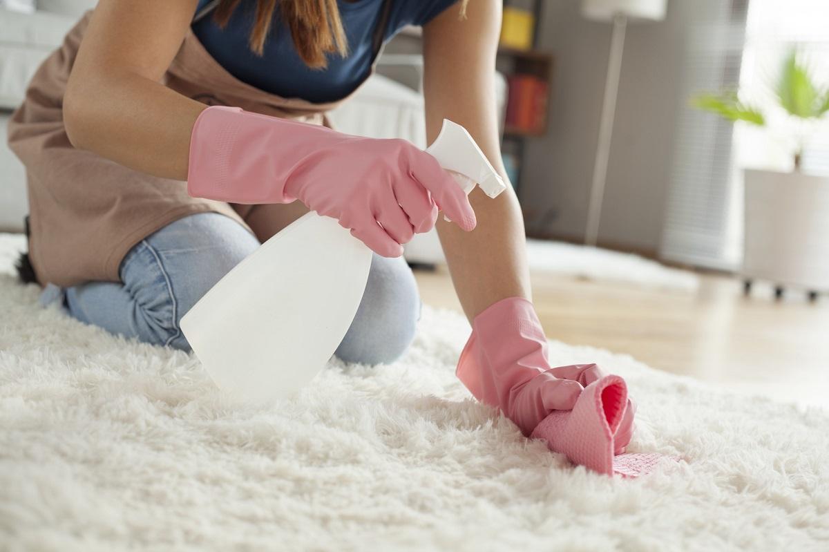preparaty do sprzątania domu