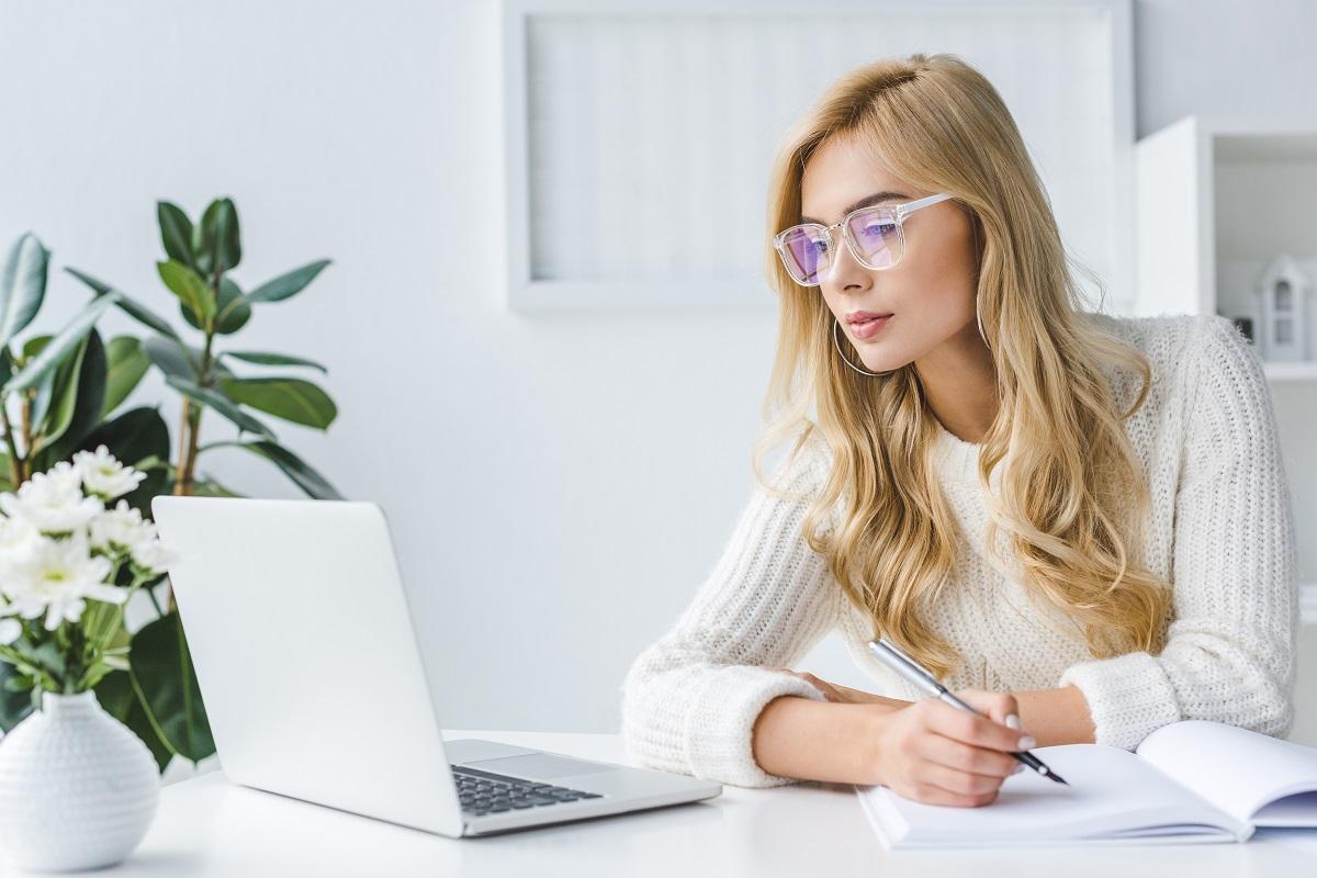 Dzień z życia blogerki, freelancerki z własną firmą