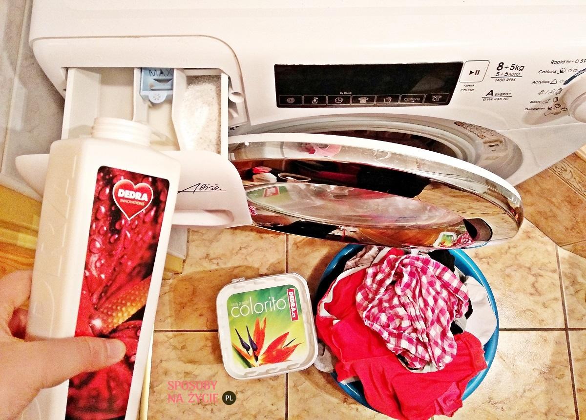 Sposoby na pięknie pachnące pranie