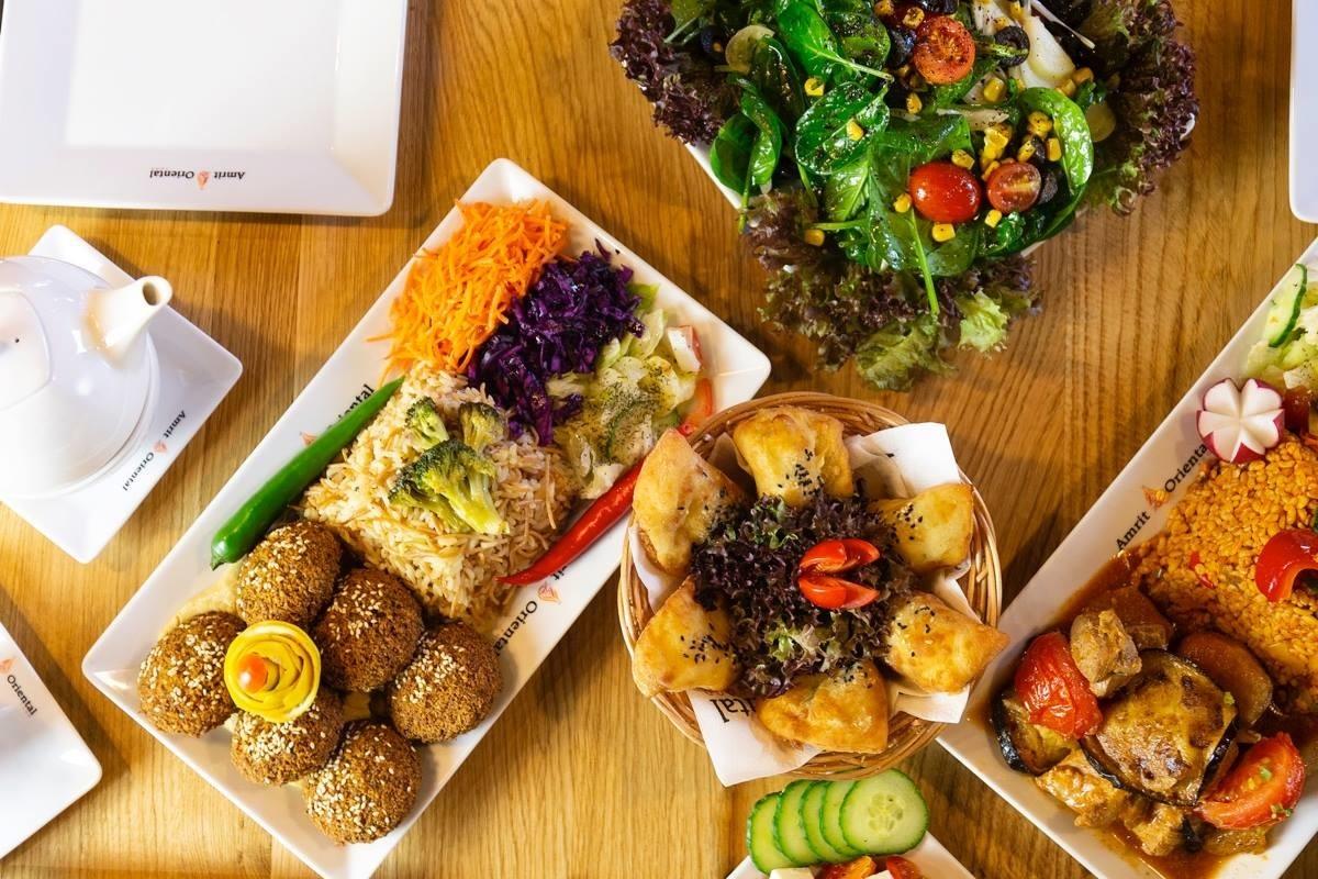 restauracja orientalna