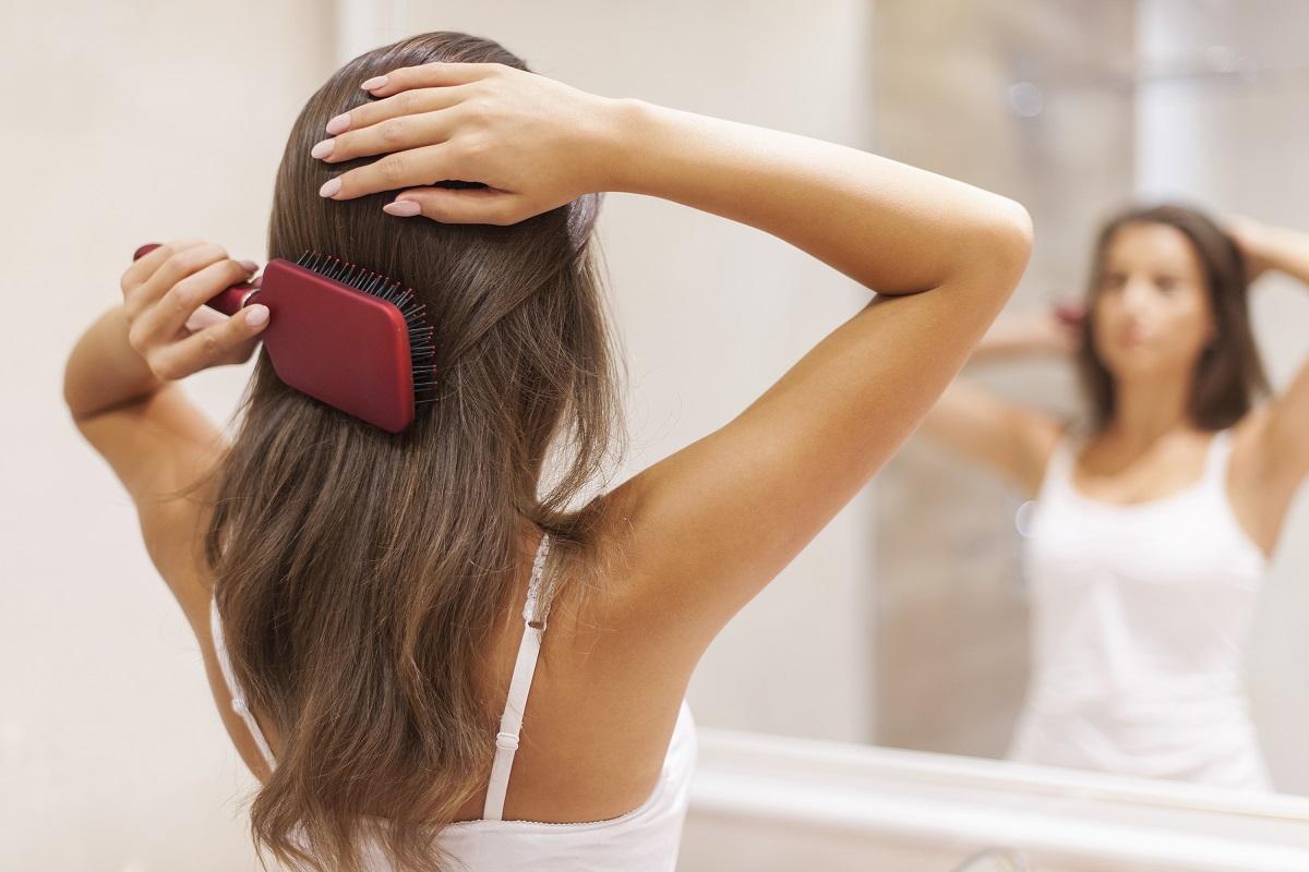 pielęgnacja włosow po zimie