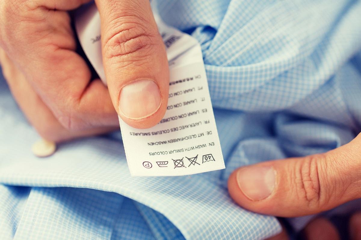 ak rozszyfrować symbole na metkach na ubraniach