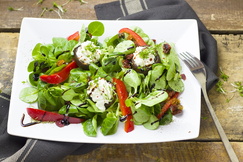 kuchnia pięciu przemian dieta