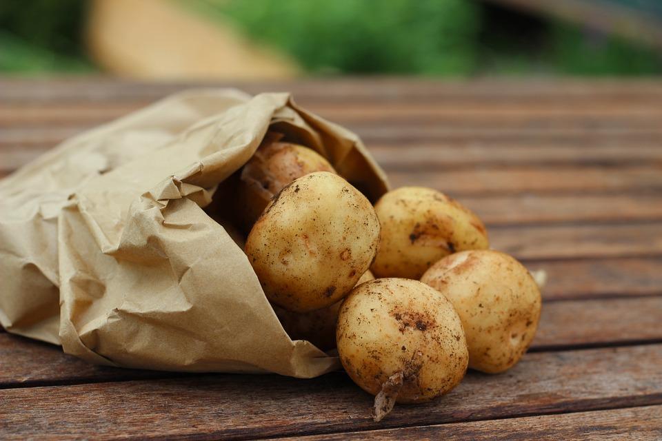 ziemniak jako kosmetyk