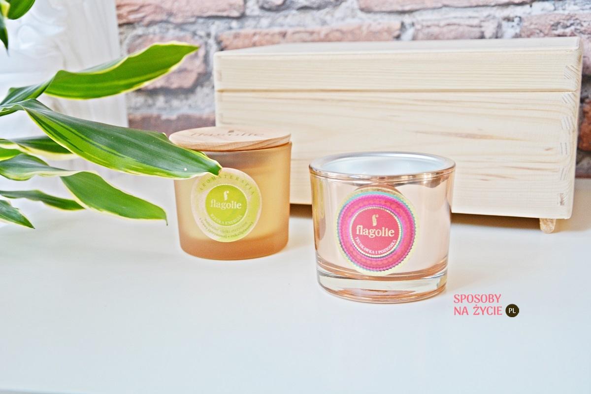 naturalne polskie świece zapachowe Flagoile
