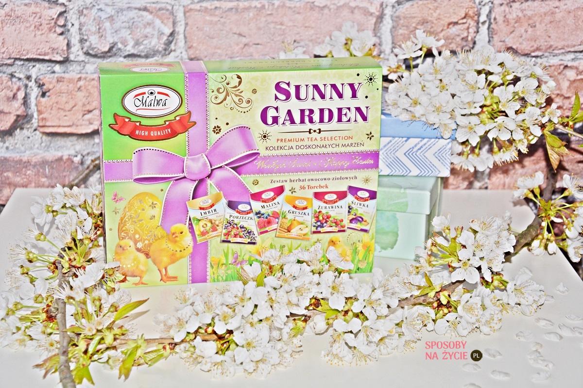 Kolekcja herbat owocowo-ziołowych Sunny Garden
