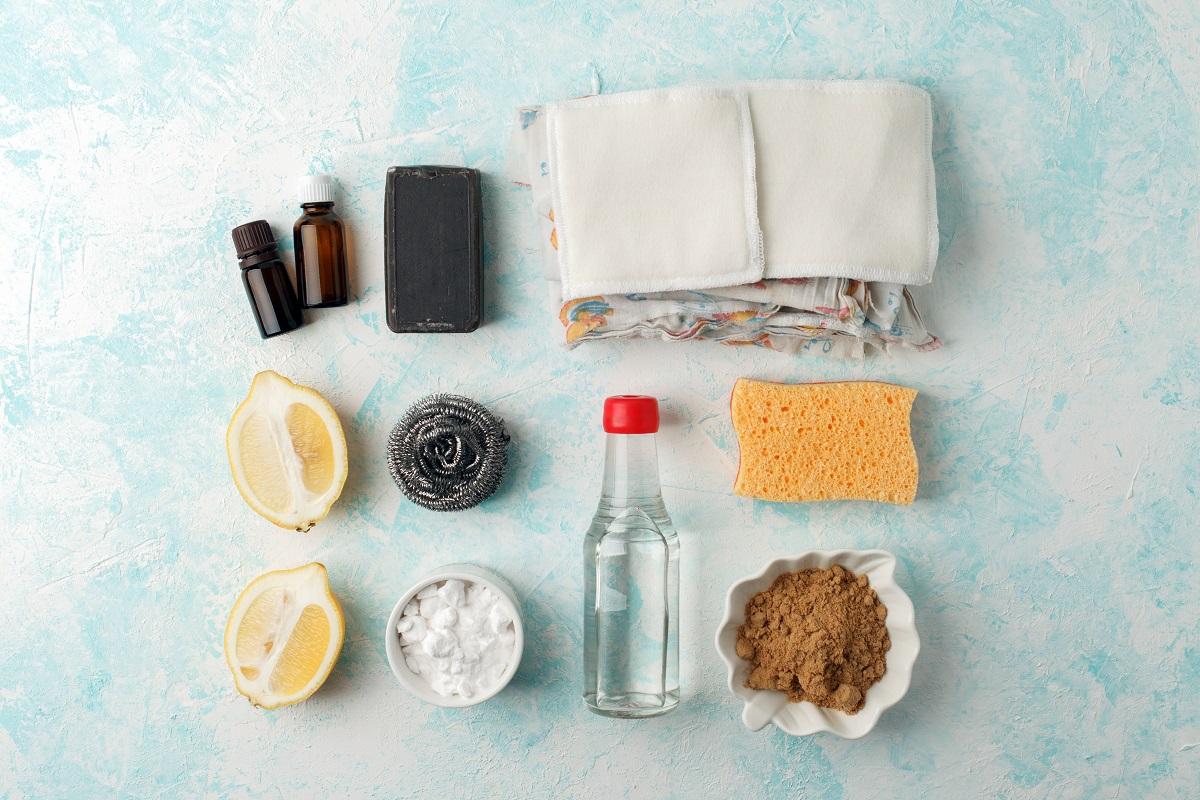 naturalne i ekologiczne środki czystości