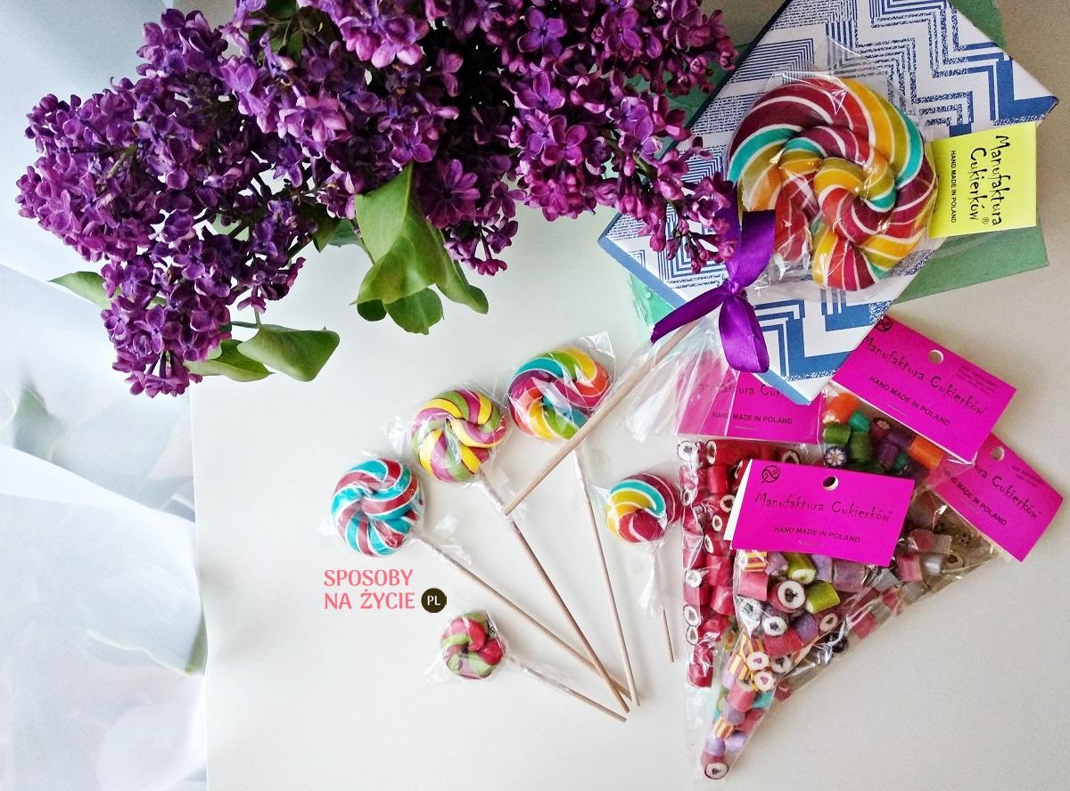 Słodycze bezglutenowe – Manufaktura Cukierków