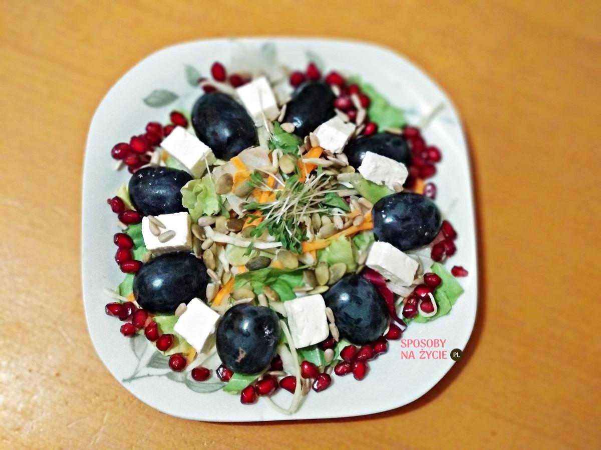 Ekspresowe i lekkie sałatki na śniadania i kolacje
