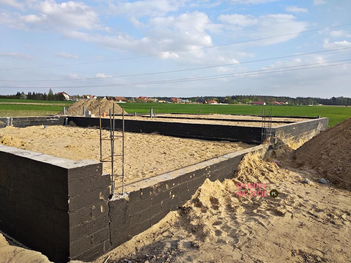 budowa domu fundamenty