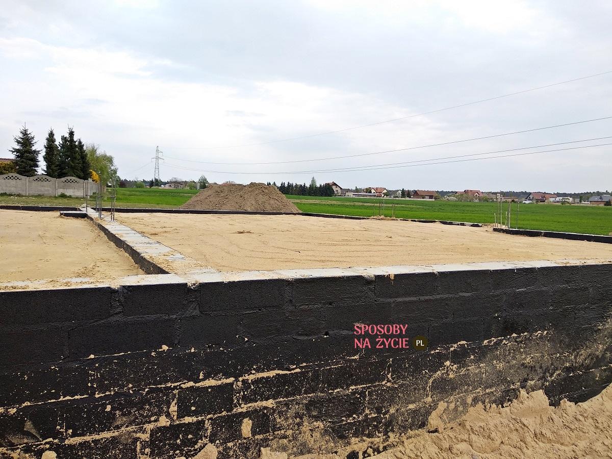budowa domu jednorodzinnego fundamenty