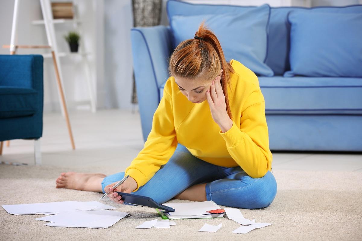 domowy budżet oszczędzanie blog