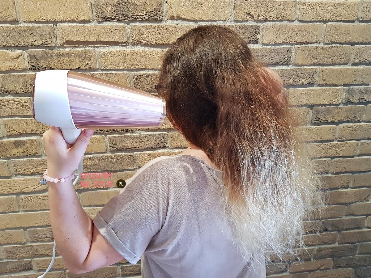 suszarka do włosów Philips MoistureProtect DryCare Prestige