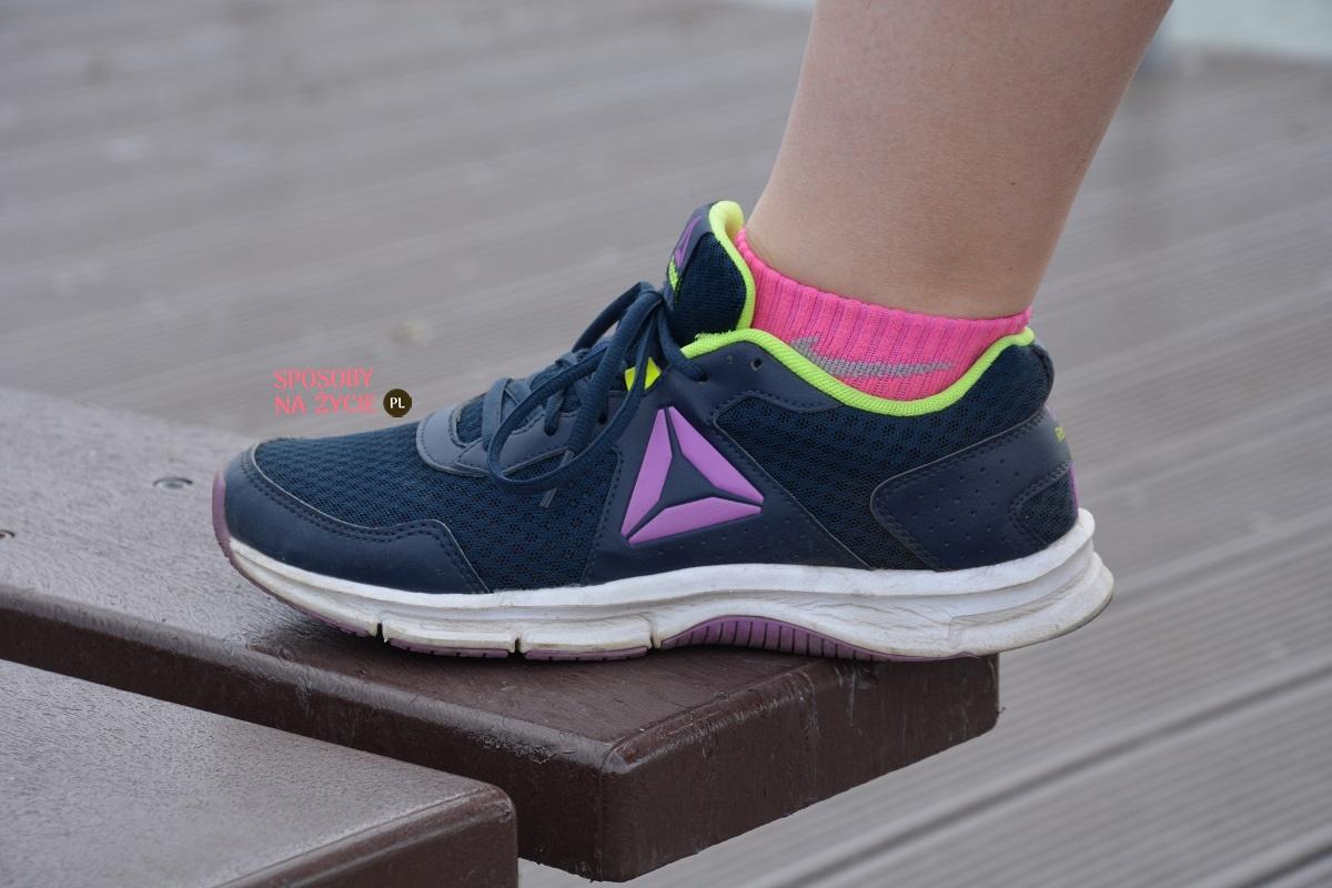 Buty i skarpetki do biegania