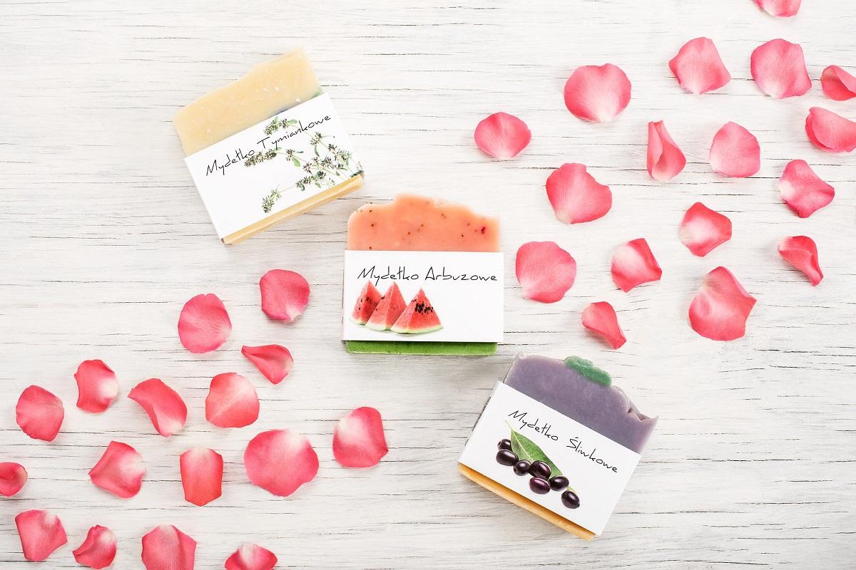 naturalne polskie kosmetyki Cherry Soap