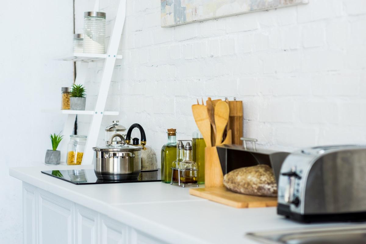 jak wybrać Stylowy chlebak do kuchni