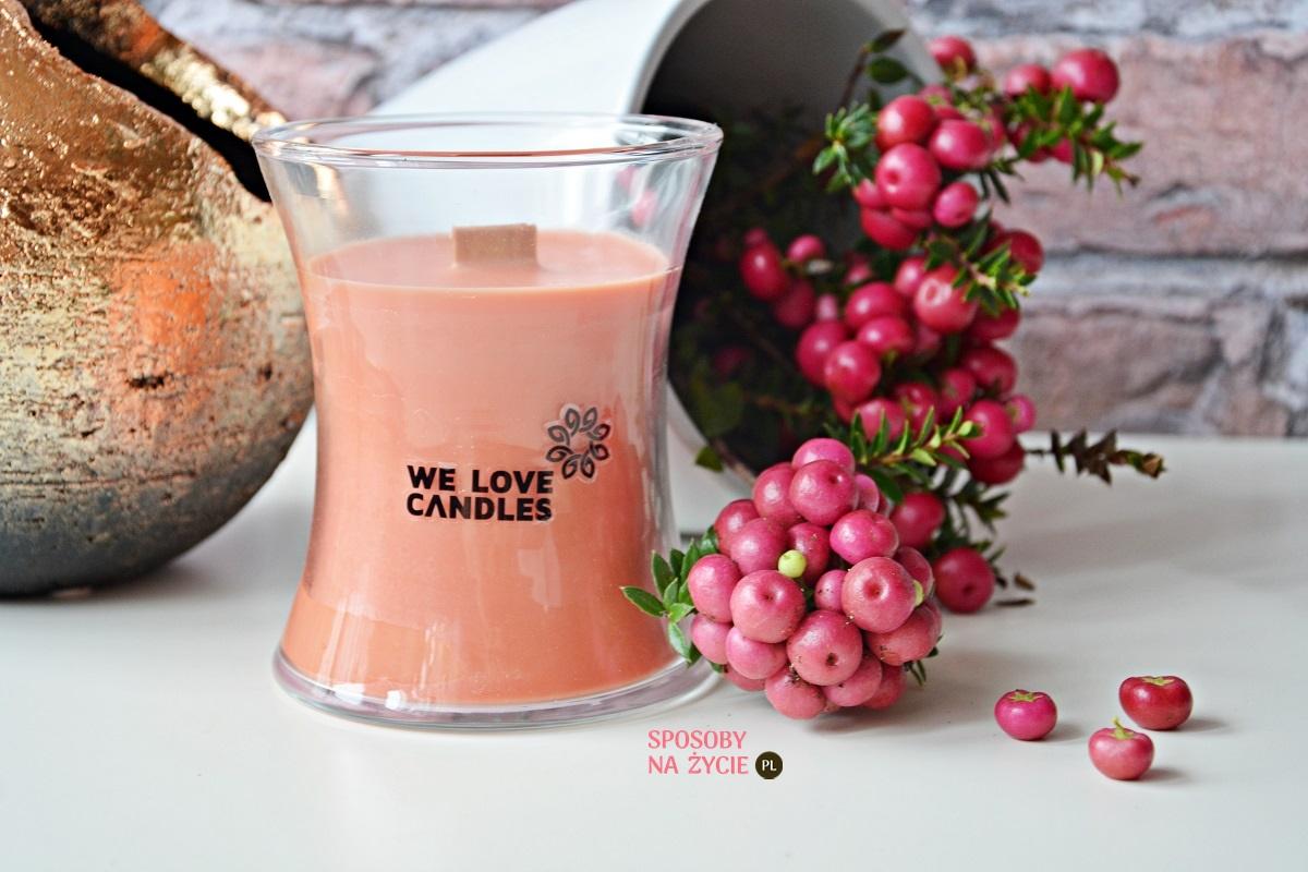 luksusowe świece zapachowe We Love Candles