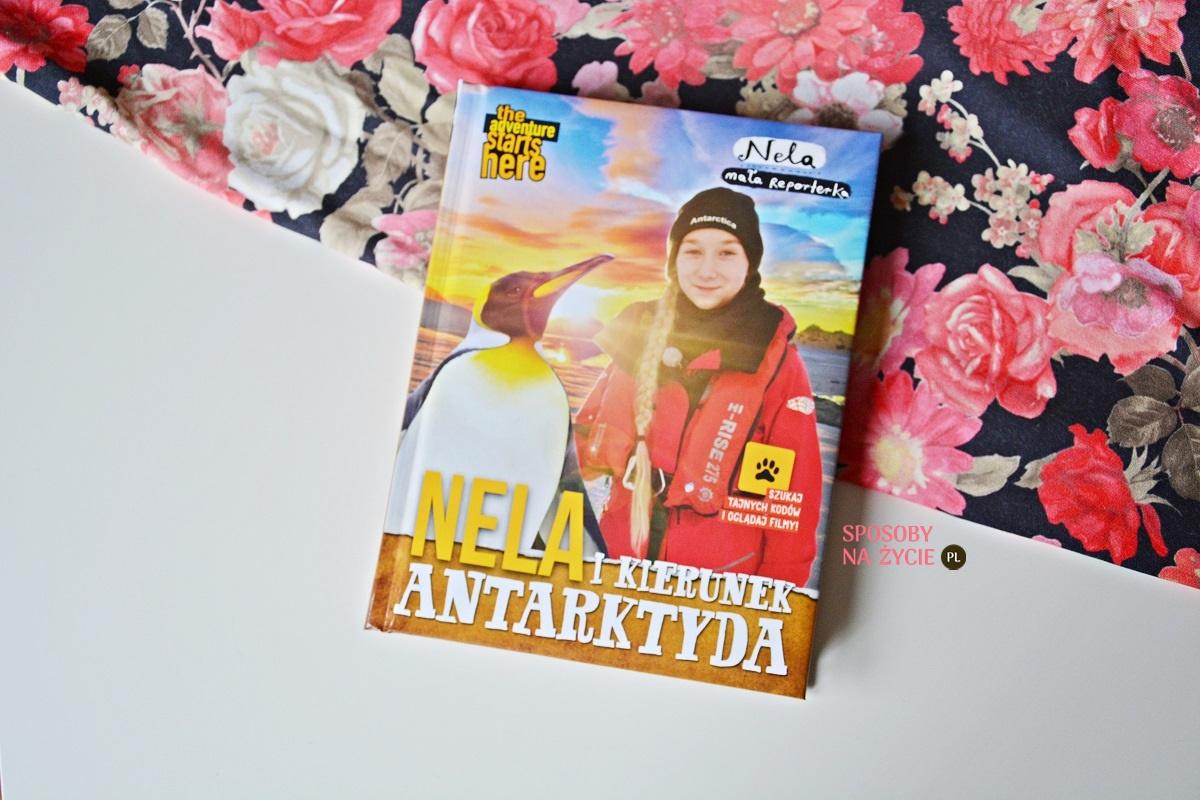 """""""Nela i kierunek Antarktyda"""" recenzja książki"""