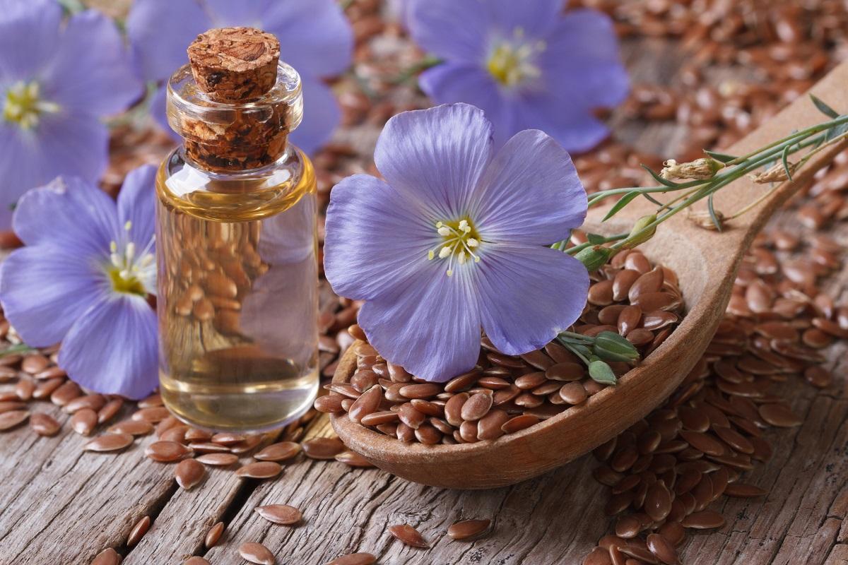 Olej lniany dla zdrowia i urody