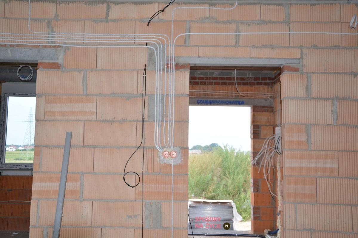 Instalacja elektryczna w nowym domu blog o budowie domu
