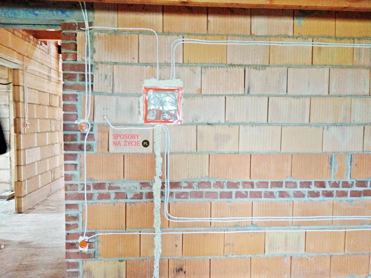 instalacja elektryczna skrzynka elektryczna blog o budowie domu