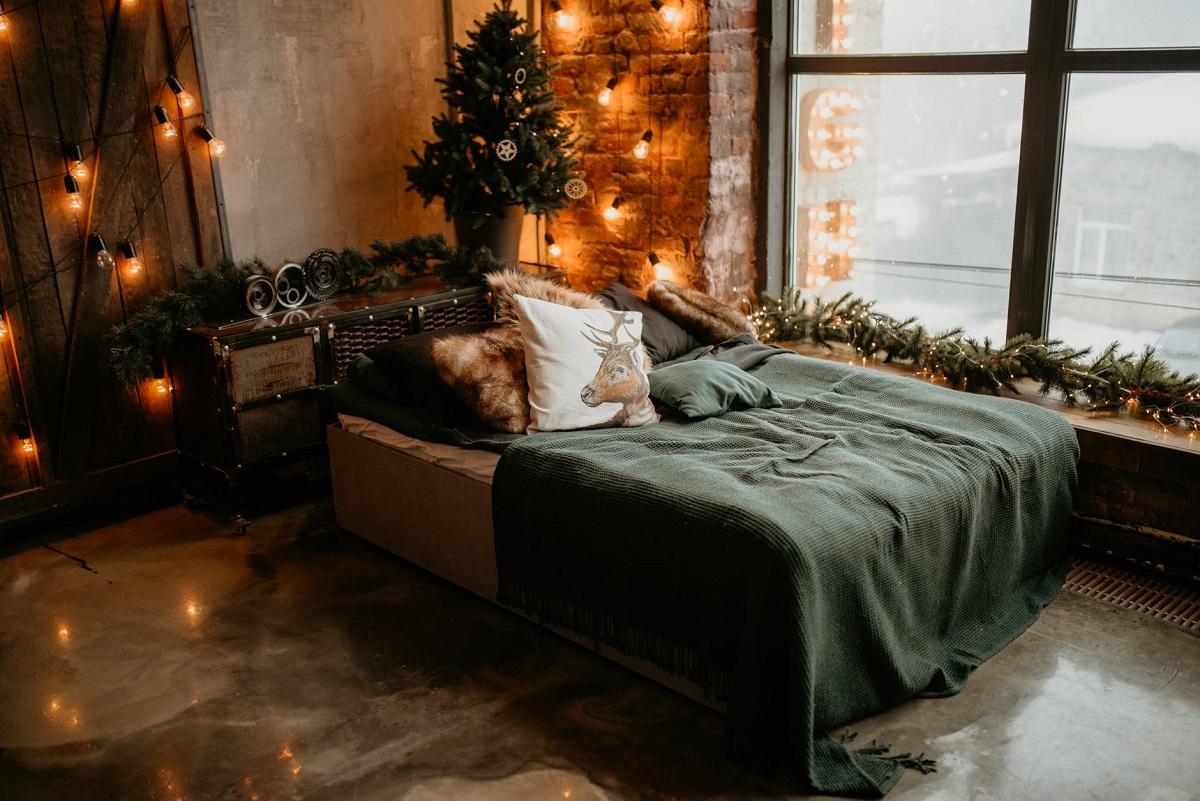Stylowa sypialnia? Dopasuj pościel do wnętrza?