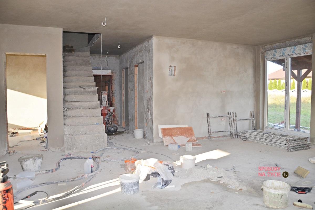 budowa domu tynki wewnętrzne blog o budowie domu zdjęcia sposobynazycie
