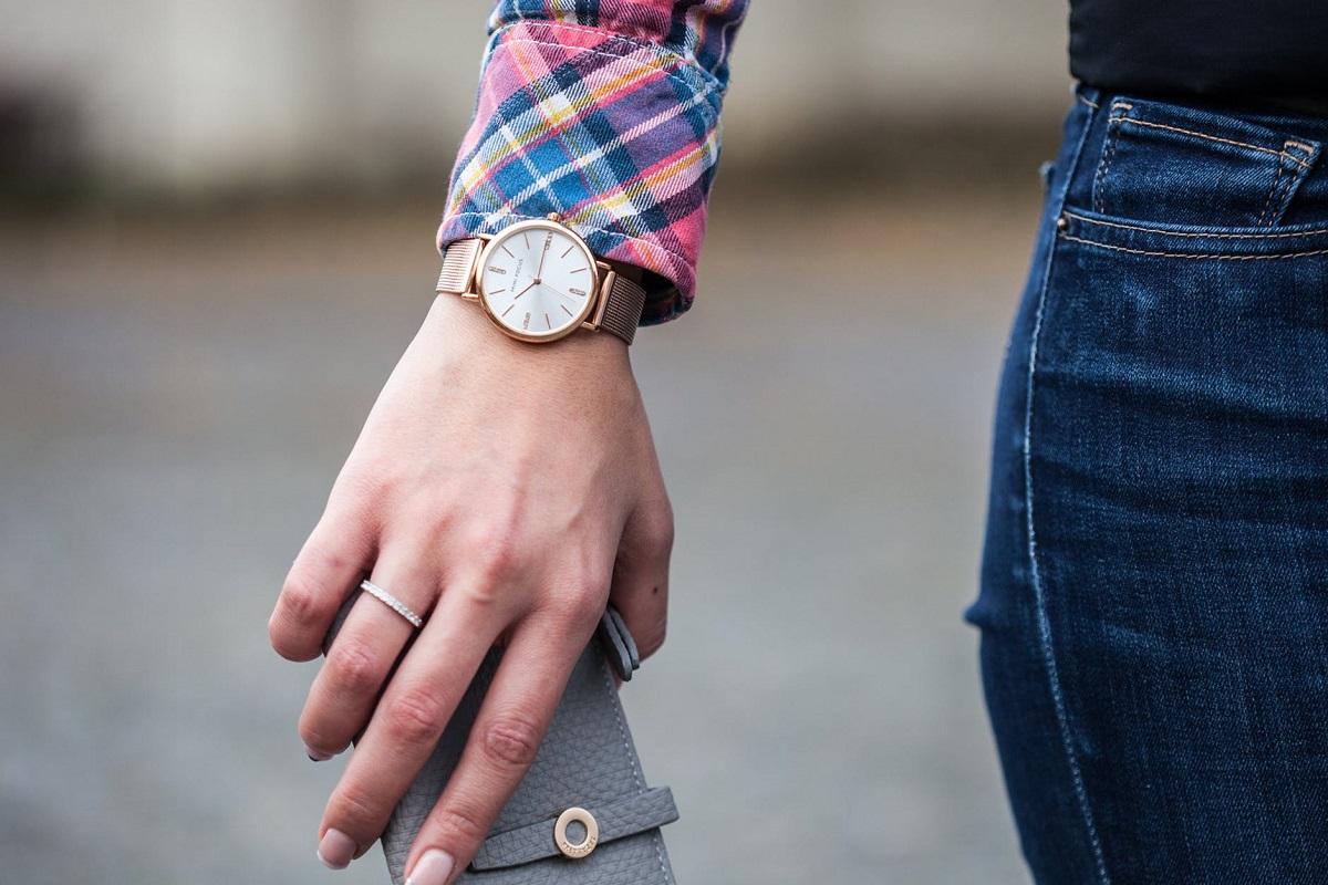 modny damski zegarek blog