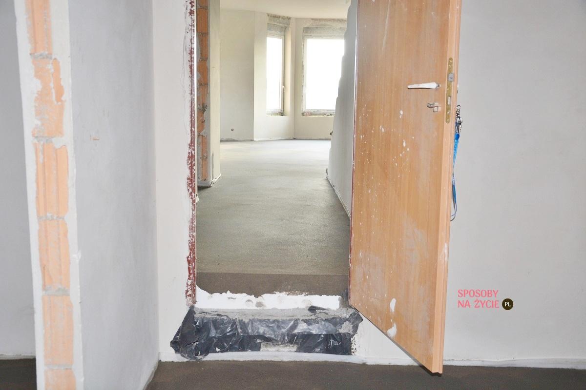 Budowa domu krok po kroku: posadzki betonowe (wylewka betonowa, jastrych) blog o budowie domu sposobynazycie