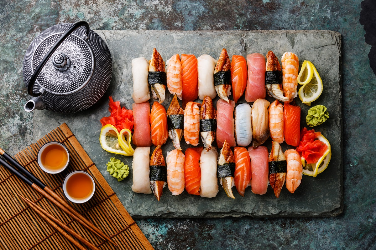 bezglutenowe sushi blog sposobynażycie