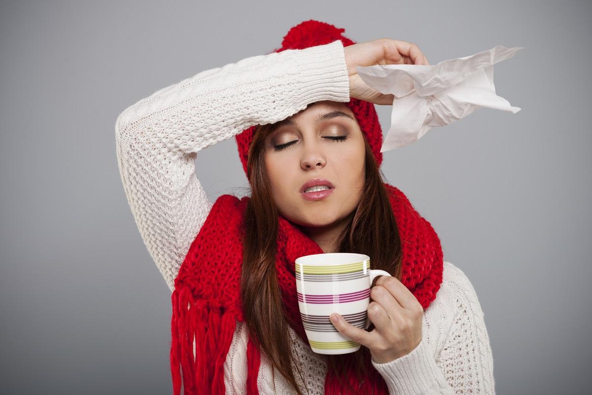 Domowe sposoby na przeziębienie i wzmocnienie odporności