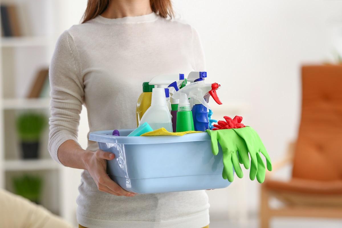 Jak środki czystości wpływają na nasze zdrowie?