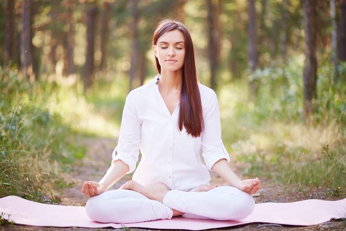 W co ubrać się na jogę? odzież do jogi blog modowy