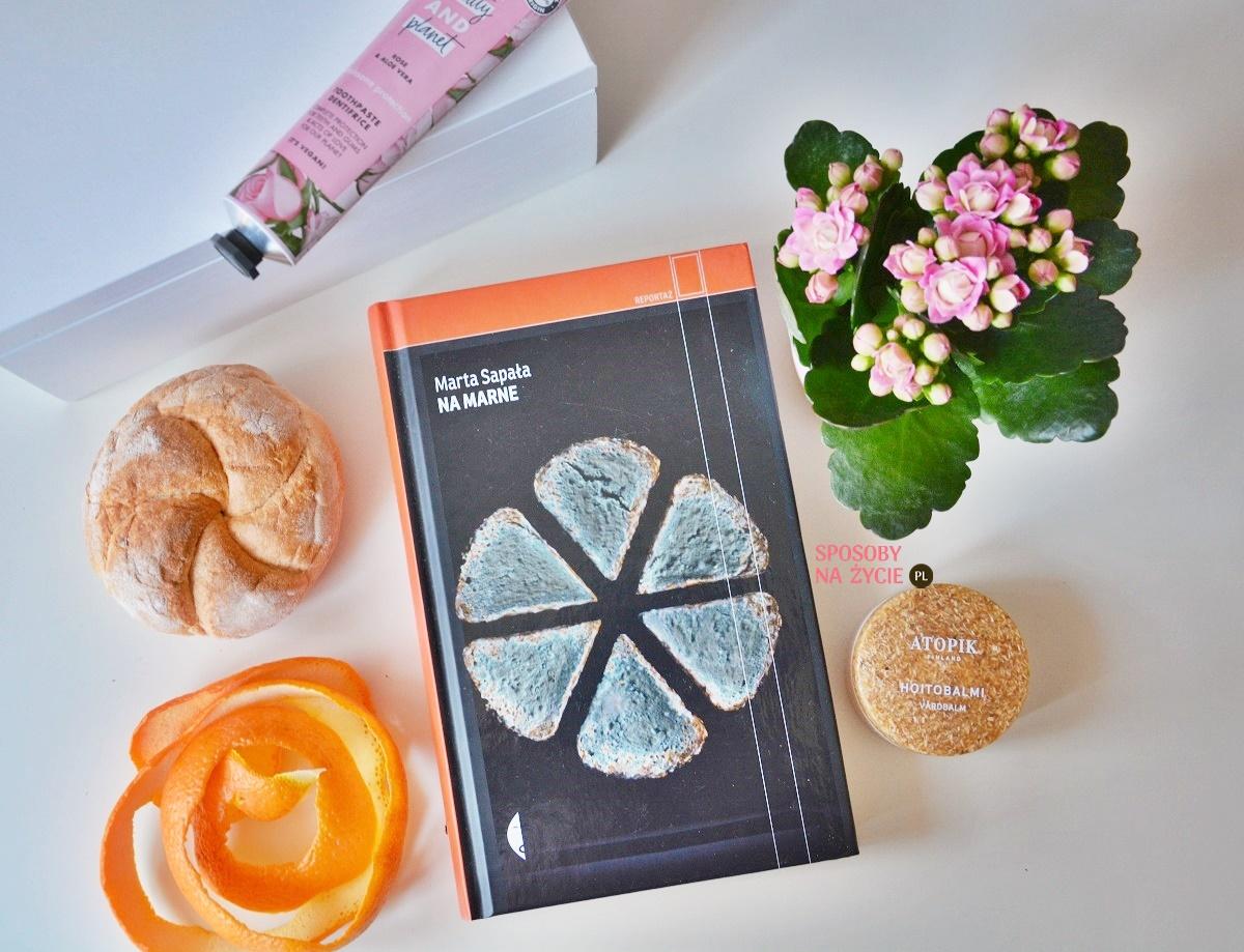 """Moje sposoby na ograniczenie marnowania żywności i recenzja książki """"Na Marne"""""""