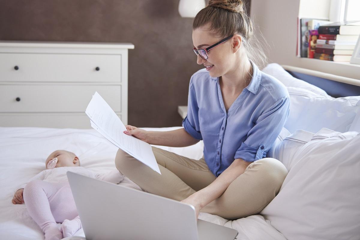 Prowadzenie firmy w ciąży i zaraz po urodzeniu dziecka kobiecy blog lifestylowy sposobynazycie