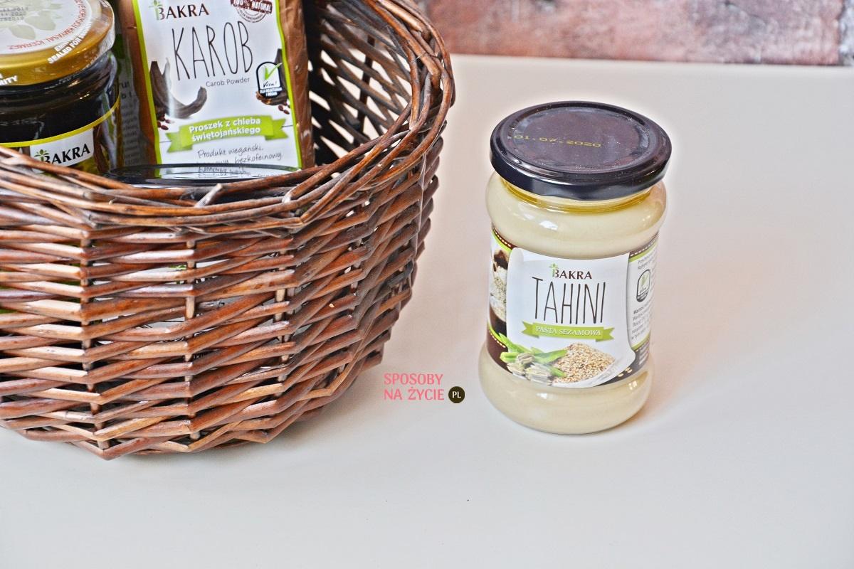 Tahini pasta z sezamu