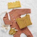 Garderoba dla noworodka - poznaj jej niezbędne elementy