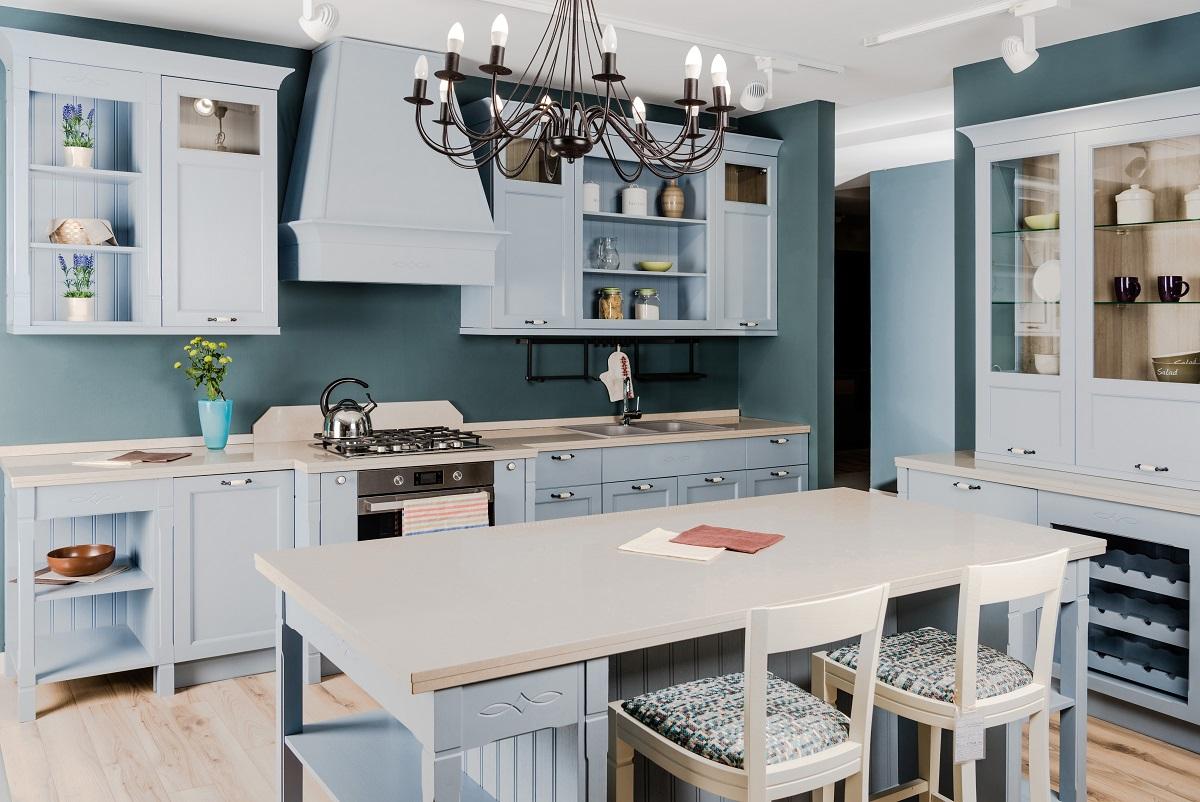Jak urządzić wymarzoną kuchnię w nowym domu?