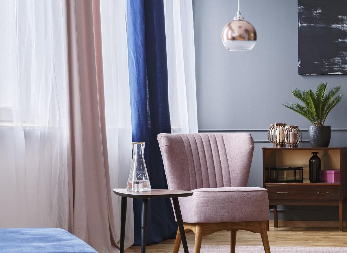 Jak wybrać firany i zasłony, czyli idealne dekoracje okien w nowym domu cz. 1