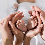 Mój pierwszy miesiąc jako MAMA! blog młodej matki