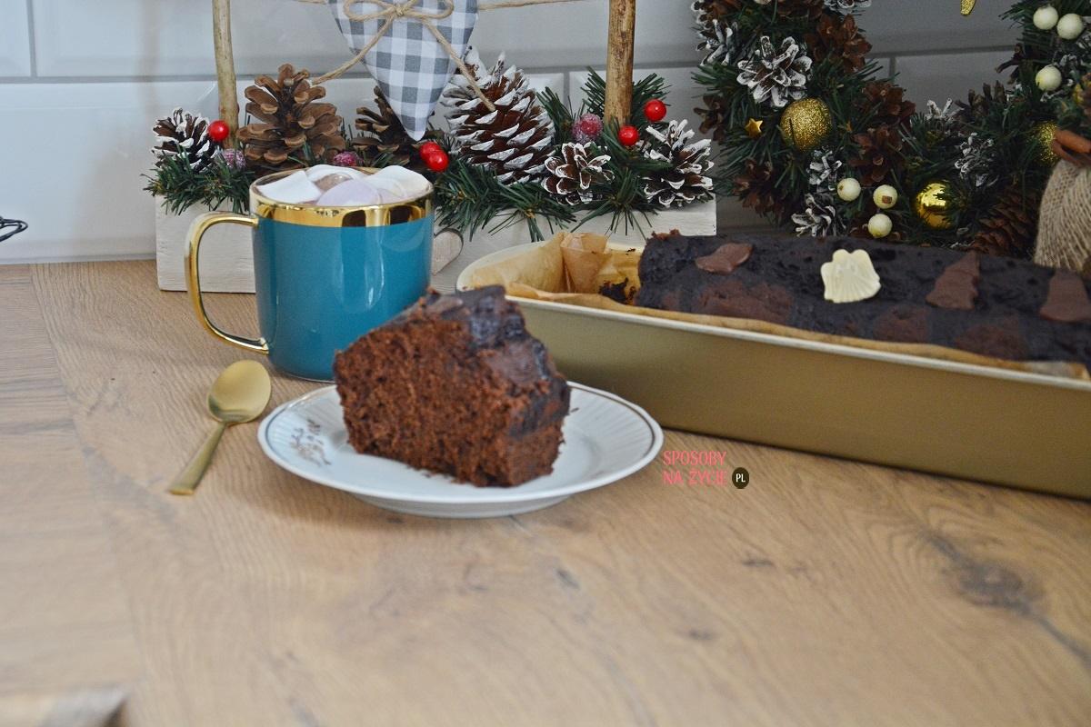 Babka piernikowa i kawa piernikowa sposobem na pozytywny nastrój przed świętami