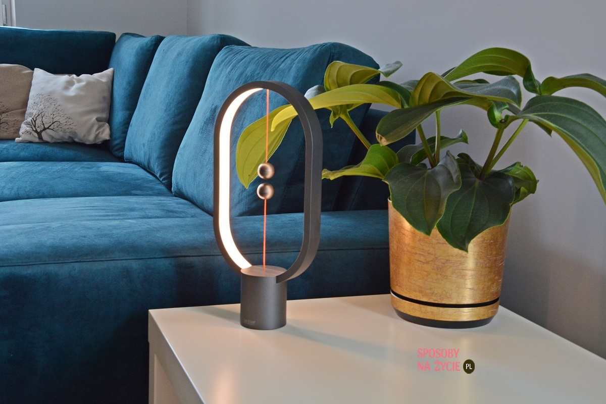 Lampa magnetyczna Force Aurelis blog sposobynazycie.pl