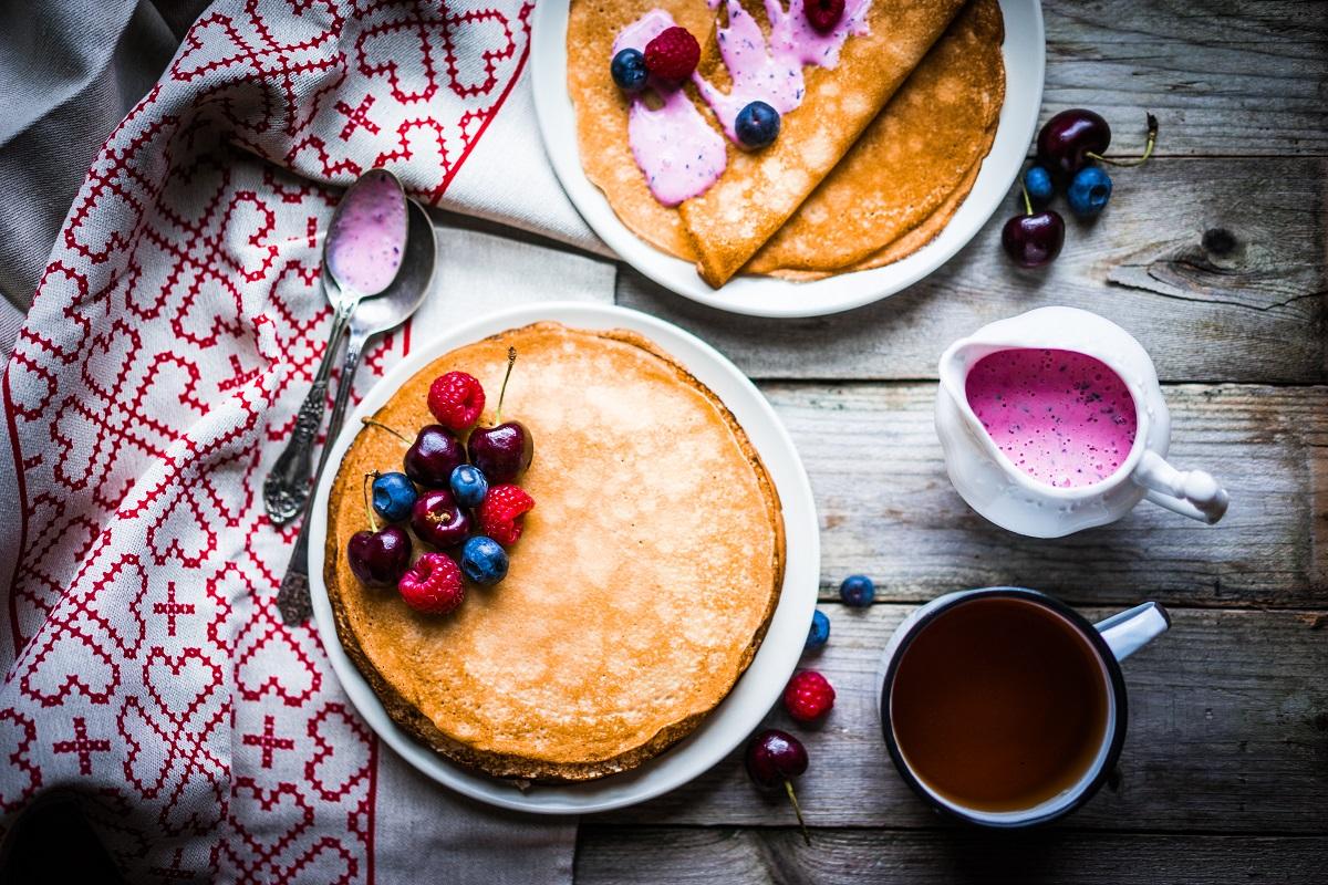 Naleśnikowa podróż dookoła świata przepisy na naleśniki blog kulinarny sposobynazycie.pl