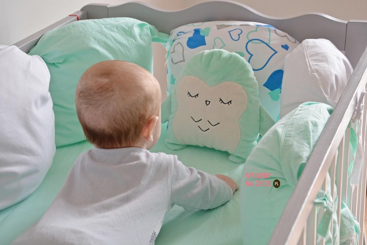 szeptuś szumiący miś recenzja zabawki dla niemowląt blog sposobynazycie.pl