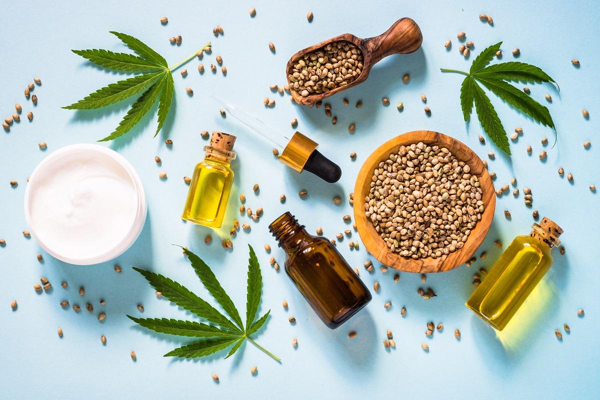 Właściwości zdrowotne oleju CBD