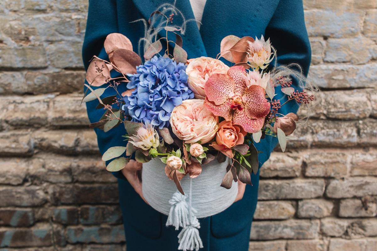 Flower Box – niezwykły upominek i dekoracja wnętrz