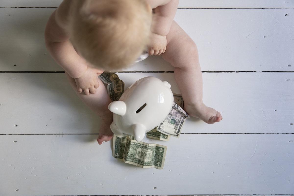 jak nauczyć dziecko oszczędzać i wychować bogate dziecko blog sposobynazycie.pl