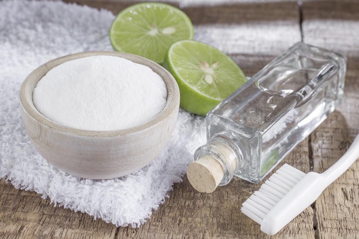 Soda kalcynowana składnik ekologicznych preparatów do prania i sprzątania