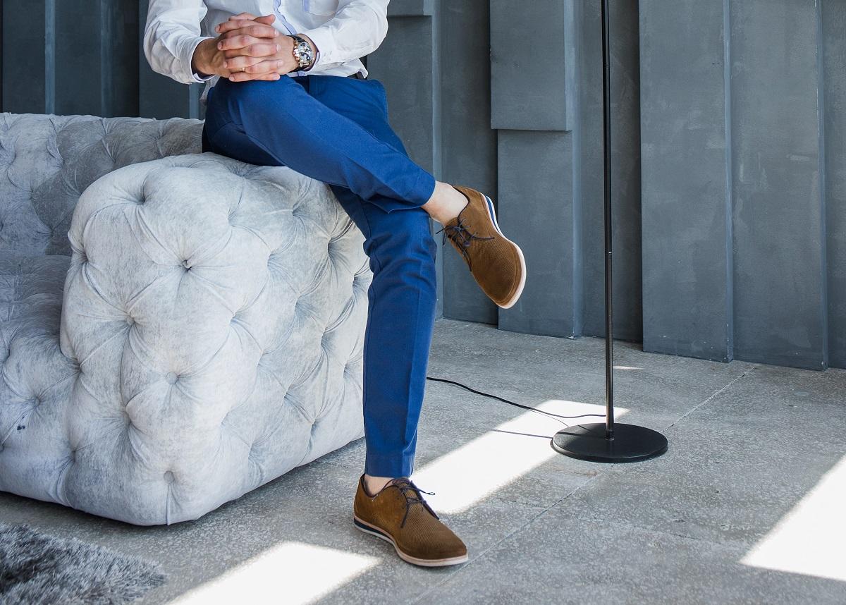 Półbuty męskie - eleganckie i wygodne obuwie wizytowe
