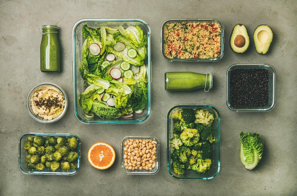 szklane pojemniki na żywność